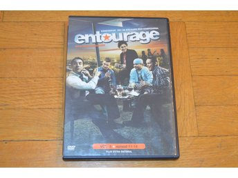 Entourage - Season Two Vol.3 DVD