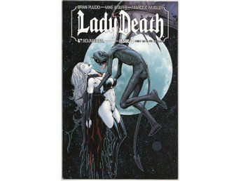 Lady Death # 3 Flight Cover NM Ny Import REA!