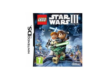 Lego Star Wars III: The Clone Wars [DS]