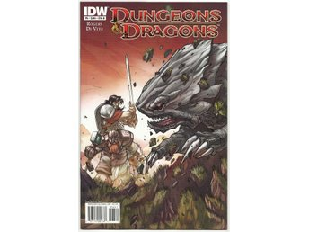 Dungeons & Dragons # 6 Cover B NM Ny Import