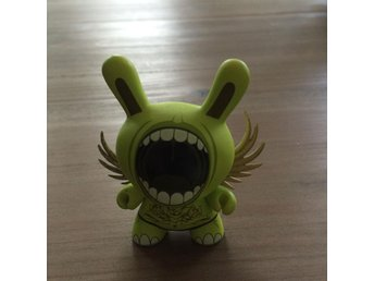 Kidrobot 3 inch Dunny series 2, Deph big mouth