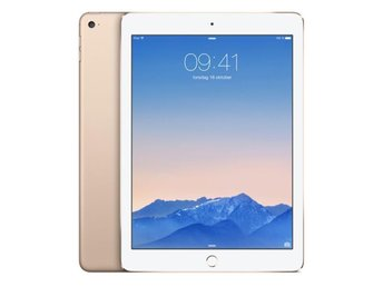 "Ny iPad Air 2, 9.7"" 16 gig vit."