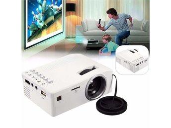 Mini LED LCD Projector HD 1080P Home Theater HDMI USB VGA AV Cinema Color 3D - Bangkok - Mini LED LCD Projector HD 1080P Home Theater HDMI USB VGA AV Cinema Color 3D - Bangkok