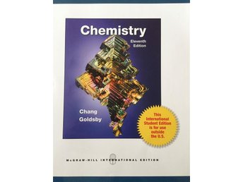 Chemistry 11th edition, Chang Goldsby