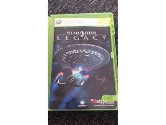 Rare Edition Star Trek Legacy Xbox 360