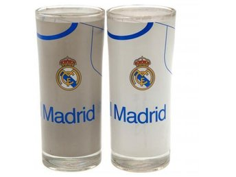 Real Madrid Glas High Ball 2-pack