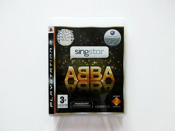PS3 - SingStar: ABBA