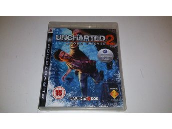 - Uncharted 2 Among Thieves #REA!# PS3 -