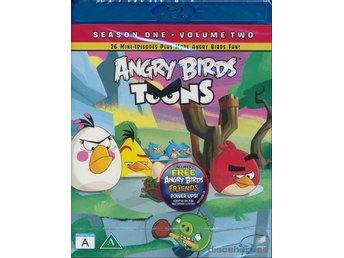 Angry Birds Toons - Season 1 Vol 2 (Blu-ray)