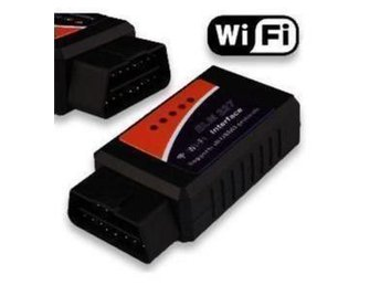 Felkodsläsare ELM 327 WIFI OBD2 Android Iphone PC MAC