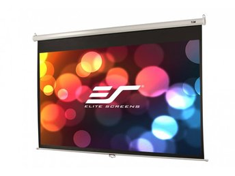 Elite Screens M106XWH Rollo Leinwand 16: 9 234 x 132 cm