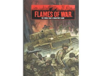 Flames of War - The World War II Miniatures Game - Rulebook