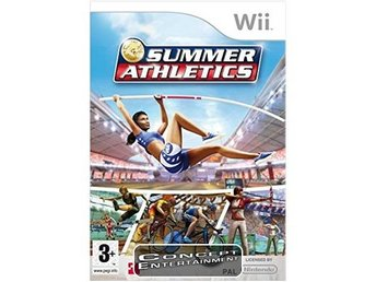 SUMMER ATHLETICS (komplett) till Nintendo Wii