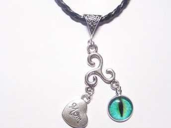 Onda Ögat Halsband / Evil Eye Necklace