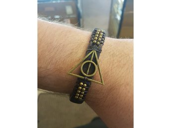 Dödsrelikerna armband Harry Potter