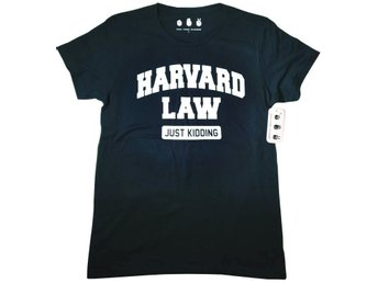 Harvard Fake T-shirt Small