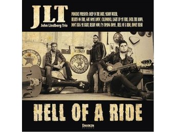 John Lindberg Trio (JLT) - Hell Of A Ride - LP