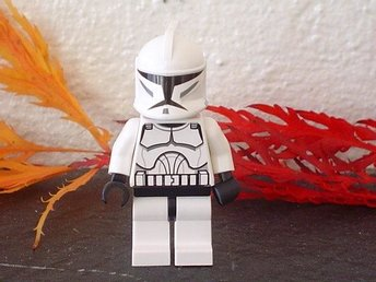 Clone Trooper - Star Wars Figur - Nyvara!!