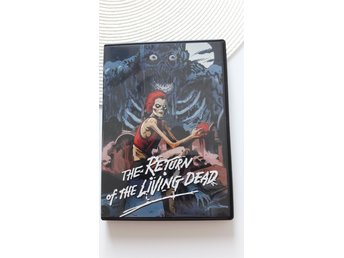 The Return of the living dead,DVD
