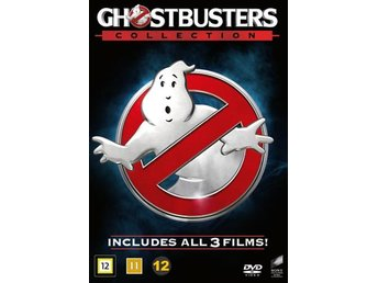 Ghostbusters 1-3 Box (3 DVD)