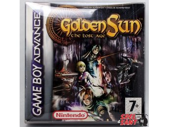 Golden Sun The Lost Age (inkl. Sharkprotector)