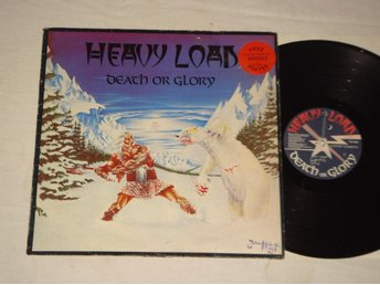 HEAVY LOAD - DEATH OR GLORY SWE-1982