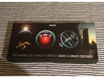 The Making of 2001: A Space Odyssey (Taschen)