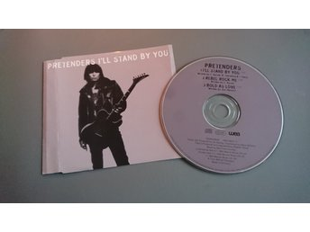 Pretenders Stand By You CD-singel