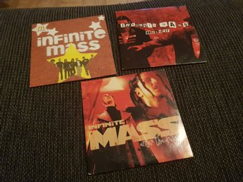 Infinite Mass 3 cd Latin Kings kolla!!!