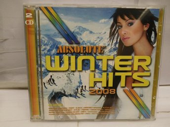 ABSOLUTE WINTER HITS - 2008 - 2-CD