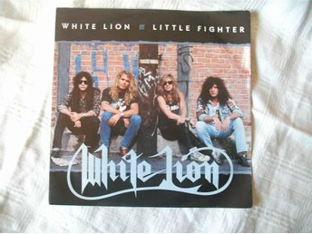 White Lion,Little fighter,