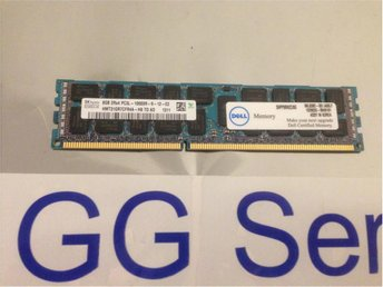 Dell 8GB DDR3 PC3L-10600R ECC RDIMM SNPP9RN2C/8G