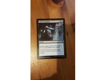 Magic the Gathering - Tidy Conclusion (NM)