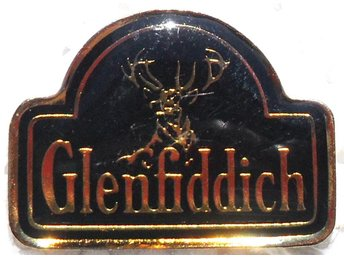 Pin - Whiskey - Glenfiddich