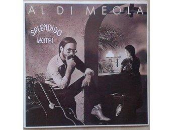 Al Di Meola title* Splendido Hotel* Jazz-Rock, Fusion 2 LP EU - Hägersten - Al Di Meola title* Splendido Hotel* Jazz-Rock, Fusion 2 LP EU - Hägersten