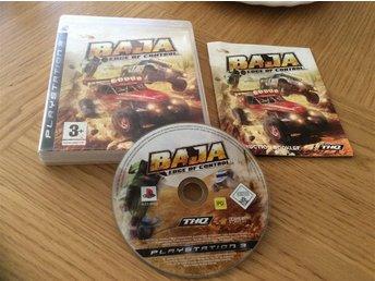 PS3: Baja - Edge of Control Playstation 3 PLAYSTATION 3 PS3 - Filipstad - PS3: Baja - Edge of Control Playstation 3 PLAYSTATION 3 PS3 - Filipstad