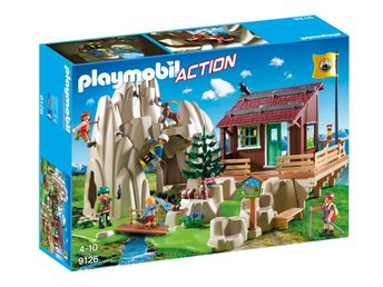 Playmobil - Rock Climbers with Cabin (9126) - Varberg - Playmobil - Rock Climbers with Cabin (9126) - Varberg