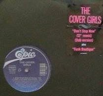 The Cover Girls title* Don't Stop Now / Funk Boutique*  House, Electro, Beats 12
