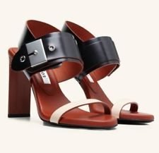 Acne Studios high heels sandals st 39 NYA