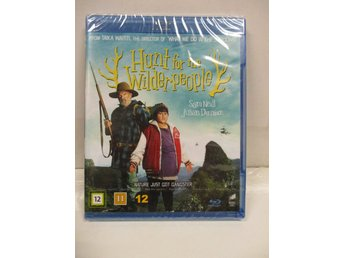 Hunt For The Wilderpeople (Blu-ray) - MKT FINT SKICK!