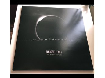 RAISED FIST from the north CD+VINYL NM