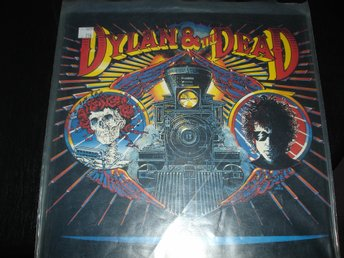 """Lp"" Bob Dylan -Grateful Dead"