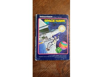 Spel till Intellivision - Space Hawk