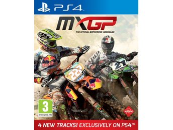 MXGP - The Official Motocross Videogame - Playstation 4