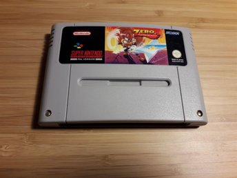 Zero the Kamikaze Squirrel (SCN) - Super Nintendo, SNES