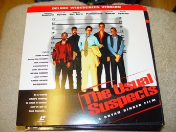 The Usual Suspects Widescreen