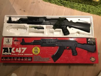 AK47 Tactical Full Stock Version