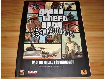 Spelguide: Grand Theft Auto San Andreas