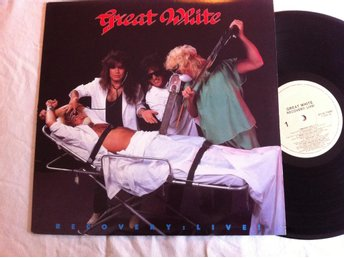 Great White - Recovery: Live