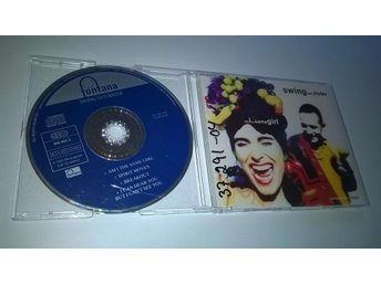 Swing Out Sister - Am I The Same Girl, CD, Single